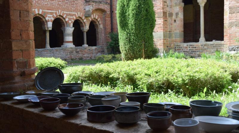 Ceramiche itineranti a Vezzolano